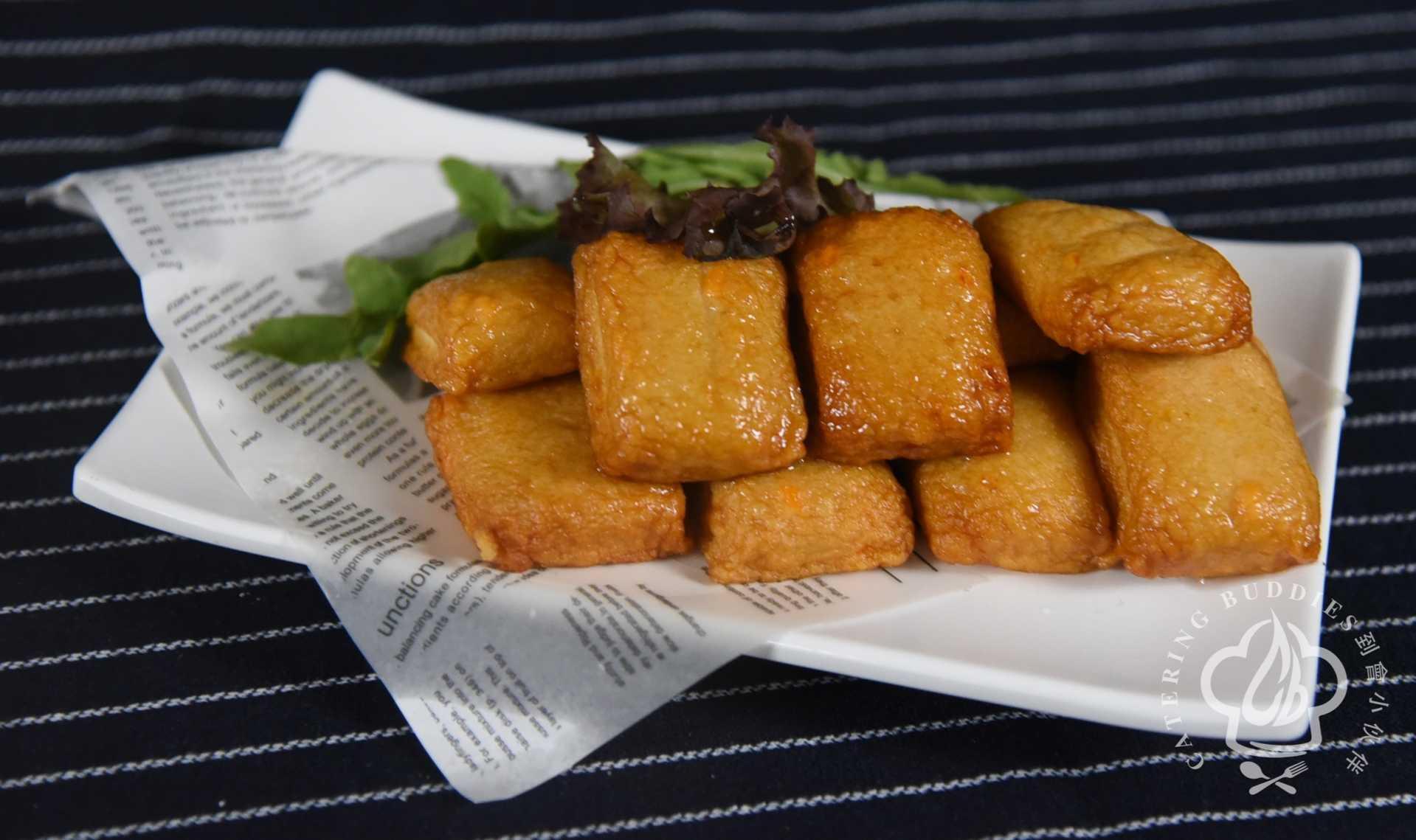 一口芝心魚豆腐 (15件)