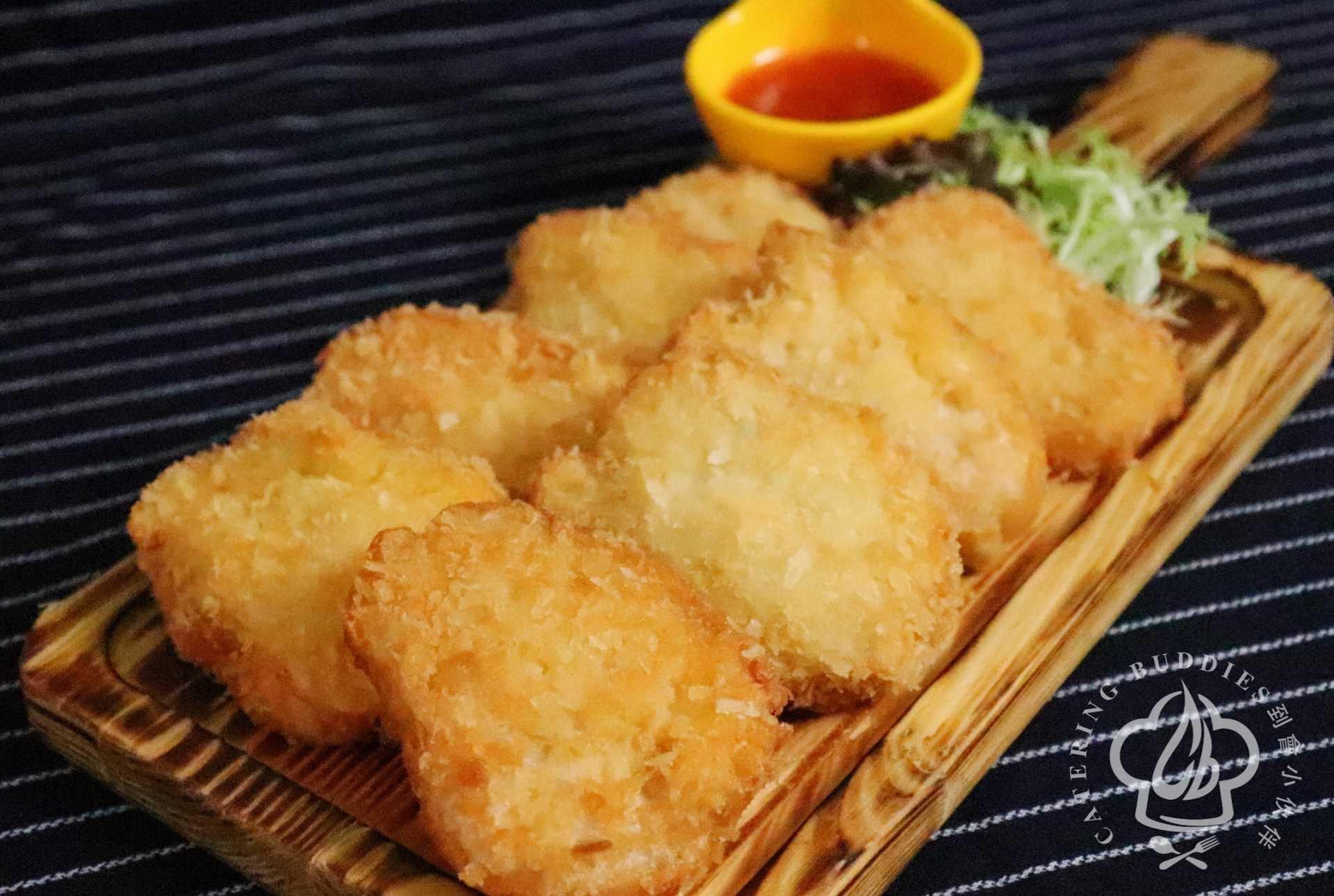 泰式手工蝦餅 (15件)
